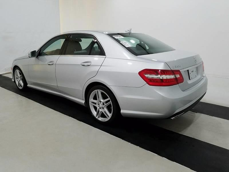2011 Mercedes-Benz E-Class for sale at Car Club USA in Hollywood FL