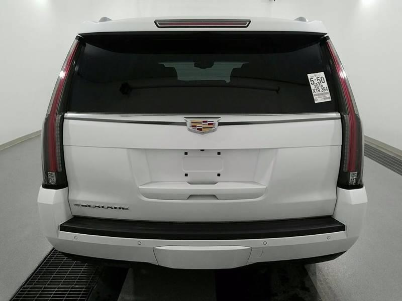 2016 Cadillac Escalade for sale at Car Club USA in Hollywood FL