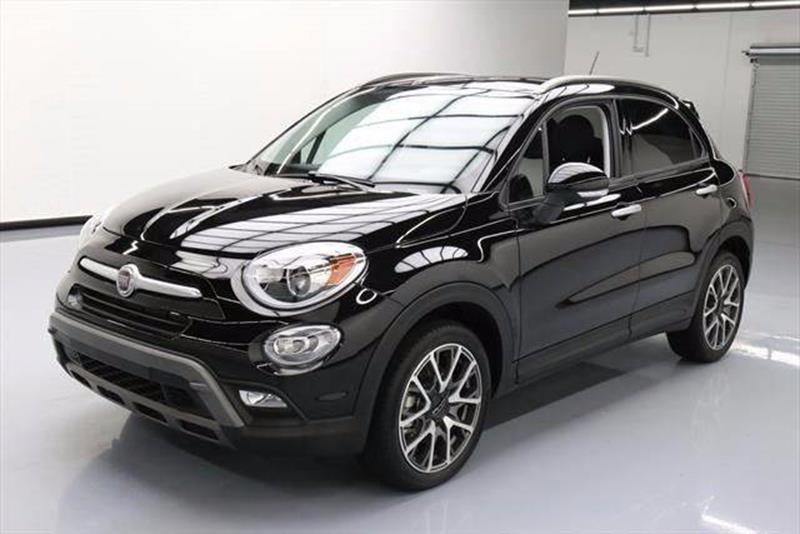 2017 FIAT 500X for sale at Car Club USA in Hollywood FL