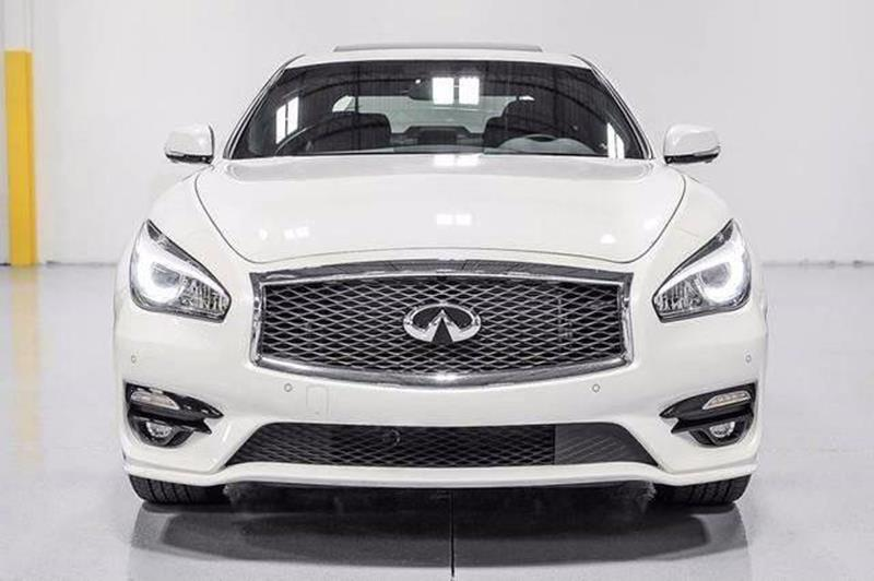 2017 Infiniti Q70 for sale at Car Club USA in Hollywood FL