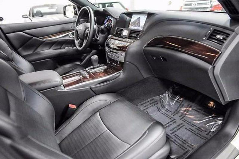 2017 Infiniti Q70 for sale at Car Club USA in Hollywood FL
