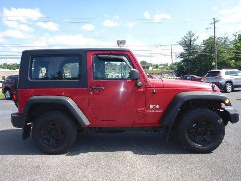 2008 Jeep Wrangler for sale at Car Club USA in Hollywood FL