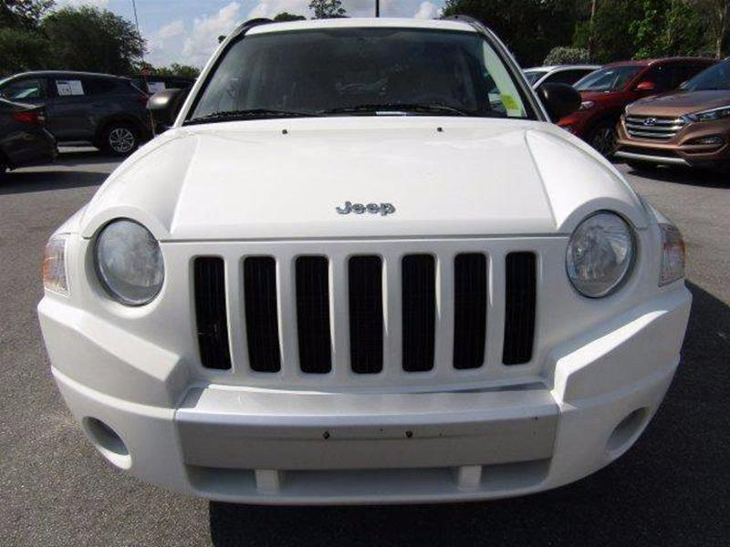 2007 Jeep Compass for sale at Car Club USA in Hollywood FL