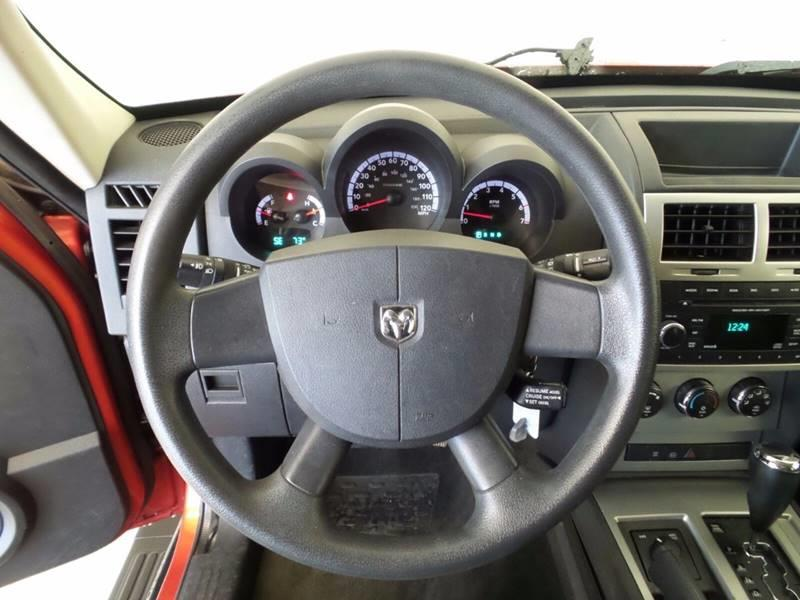 2007 Dodge Nitro for sale at Car Club USA in Hollywood FL