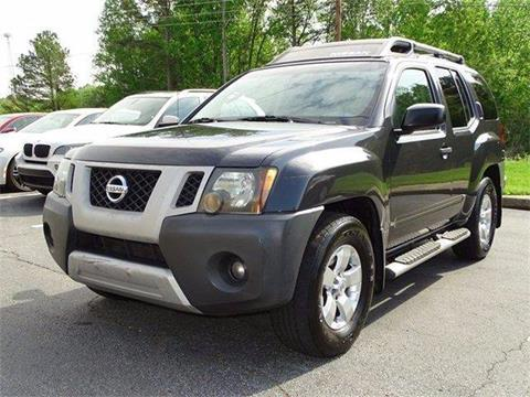 2009 Nissan Xterra for sale in Hollywood, FL