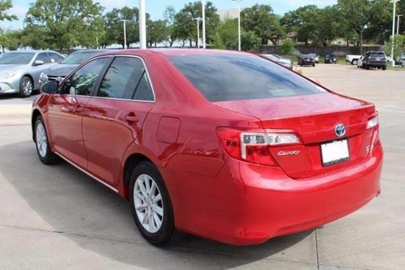 2013 Toyota Camry Hybrid for sale at Car Club USA - Hybrid Vehicles in Hollywood FL