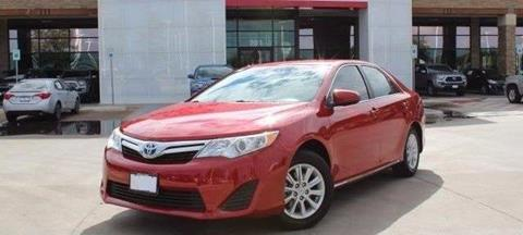 2013 Toyota Camry Hybrid for sale in Hollywood, FL