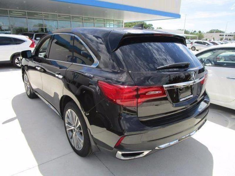 2017 Acura MDX for sale at Car Club USA in Hollywood FL