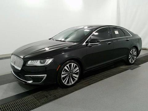 2017 Lincoln MKZ Hybrid for sale in Hollywood, FL
