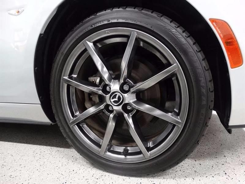 2016 Mazda MX-5 Miata for sale at Car Club USA in Hollywood FL