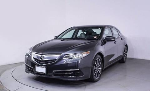 2015 Acura TLX for sale at Car Club USA in Hollywood FL