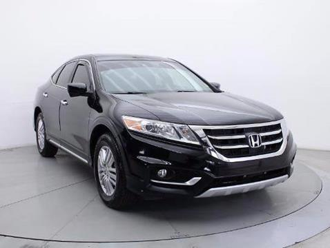 2013 Honda Crosstour for sale in Hollywood, FL