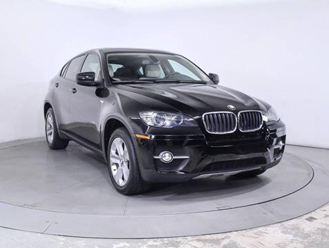 2012 BMW X6 for sale in Hollywood, FL