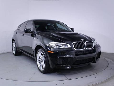 2014 BMW X6 M for sale in Hollywood, FL