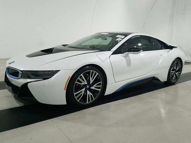 BMW I In Cooper City FL Car Club USA - 2015 bmw i8 for sale