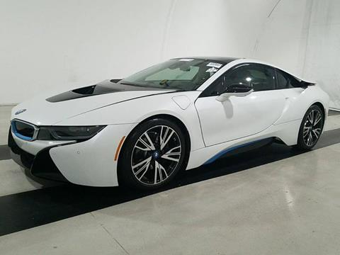 2015 BMW i8 for sale in Hollywood, FL
