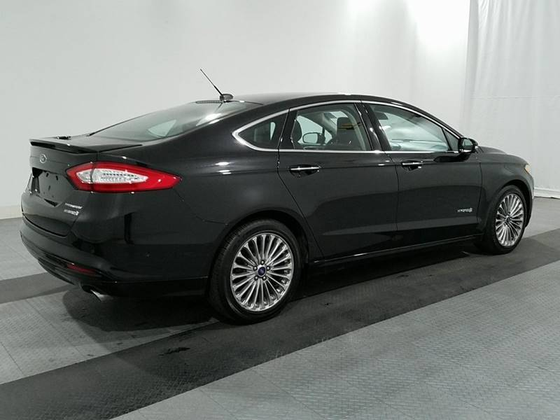 2013 ford fusion hybrid titanium in cooper city fl - car club usa
