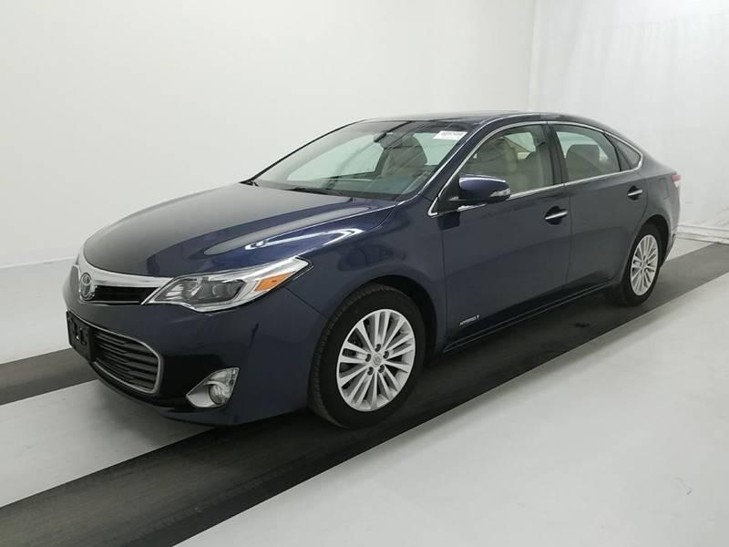 drive avalon limited blog autonation automotive toyota dsc test