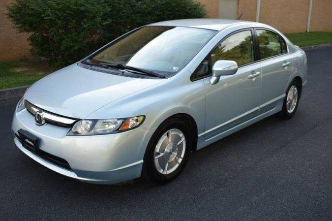 2008 Honda Civic For Sale At Car Club USA   Hybrid Vehicles In Hollywood FL