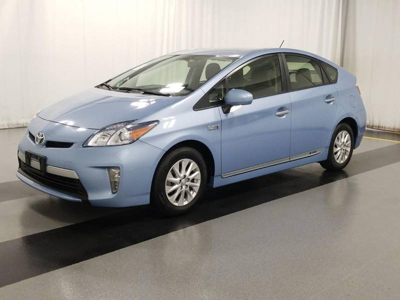 2015 Toyota Prius Plug In Hybrid For Sale At Car Club USA   Hybrid Vehicles