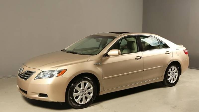 2008 Toyota Camry Hybrid For Sale At Car Club USA   Hybrid Vehicles In  Hollywood FL