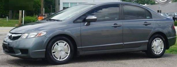 2009 Honda Civic For Sale At Car Club USA   Hybrid Vehicles In Hollywood FL