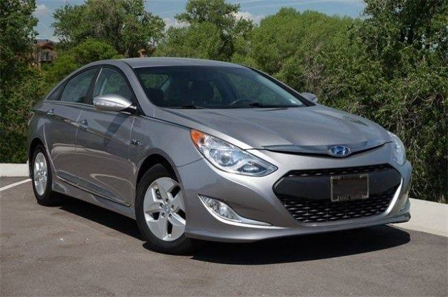 2012 Hyundai Sonata Hybrid For Sale At Car Club USA   Hybrid Vehicles In  Hollywood FL