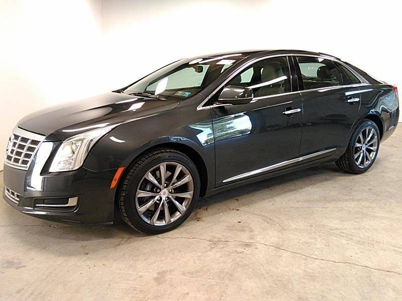 2013 Cadillac Xts 36l V6 In Please Call Fl Car Club Usa