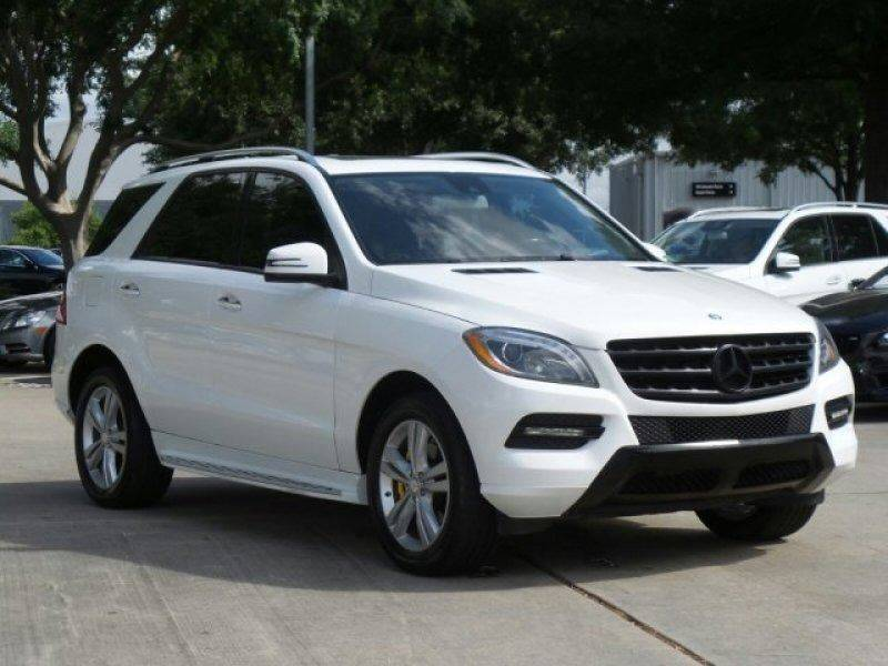 2014 Mercedes Benz M Class For Sale At Car Club USA In Please Call