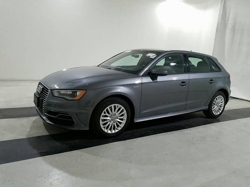 Audi A Sportback Etron T Premium In Cooper City FL Car - Audi a3 hybrid