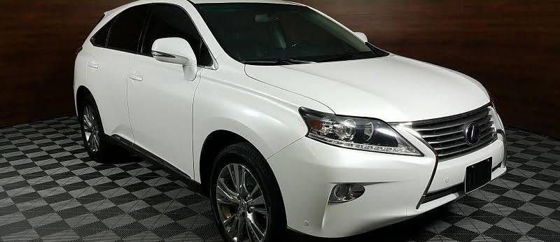 2013 Lexus Rx 450h In Please Call Fl Car Club Usa