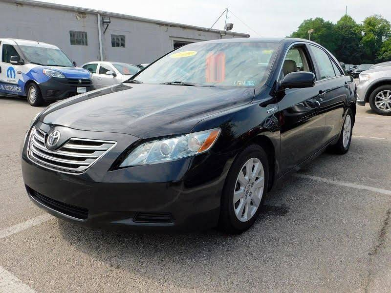 2009 Toyota Camry Hybrid For Sale At Car Club USA   Hybrid Vehicles In  Hollywood FL