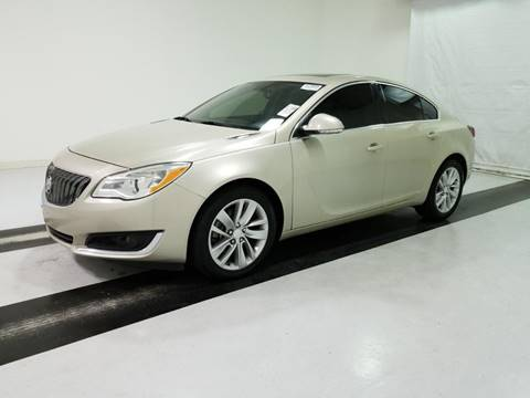 2015 Buick Regal for sale in Hollywood, FL