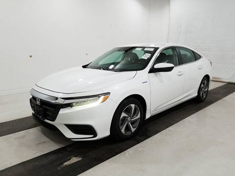 2019 Honda Insight for sale in Hollywood, FL