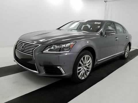 2016 Lexus LS 600h L for sale in Hollywood, FL