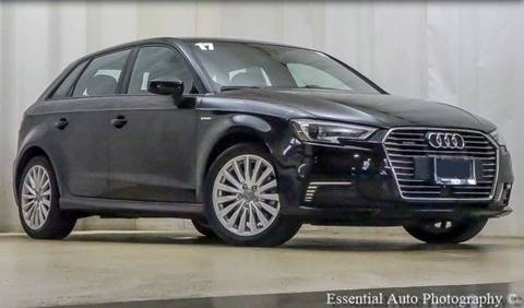 2017 Audi A3 Sportback E Tron For Sale In Hollywood Fl