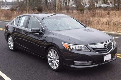 2016 Acura RLX for sale in Hollywood, FL