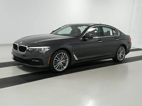 2018 Bmw 5 Series For Sale In Hollywood Fl