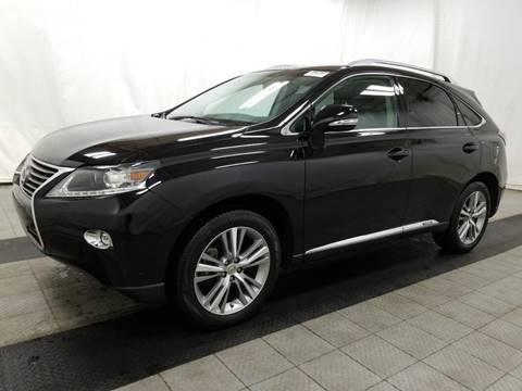 2015 Lexus RX 450h for sale in Hollywood, FL
