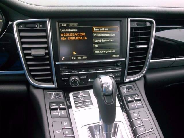 2015 Porsche Panamera for sale at Car Club USA - Hybrid Vehicles in Hollywood FL