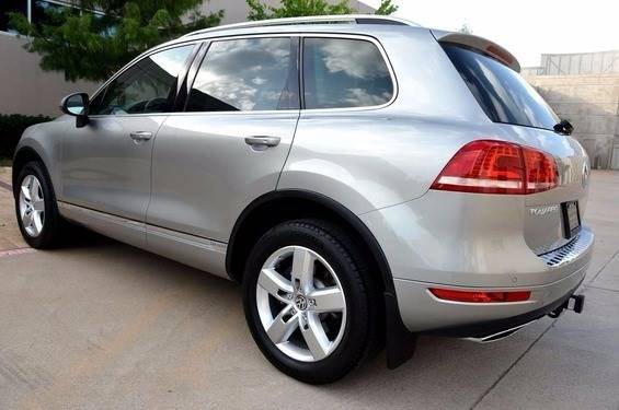 2013 Volkswagen Touareg for sale at Car Club USA - Hybrid Vehicles in Hollywood FL
