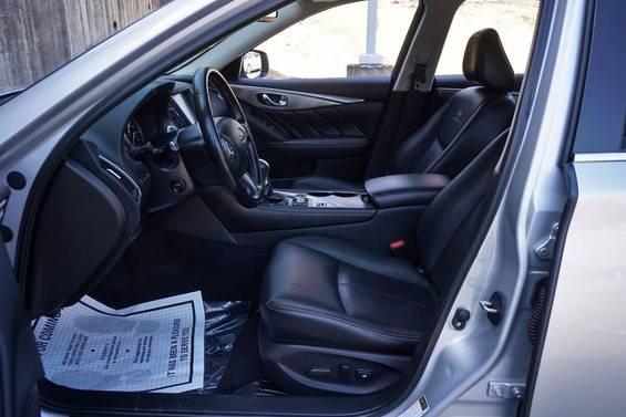 2014 Infiniti Q50 Hybrid for sale at Car Club USA - Hybrid Vehicles in Hollywood FL