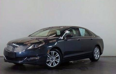 2014 Lincoln MKZ Hybrid for sale in Hollywood, FL