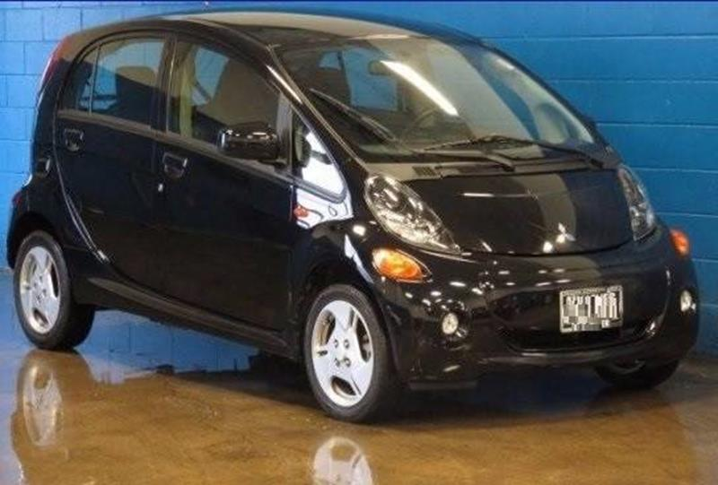 2012 Mitsubishi i-MiEV for sale at Car Club USA - Hybrid Vehicles in Hollywood FL