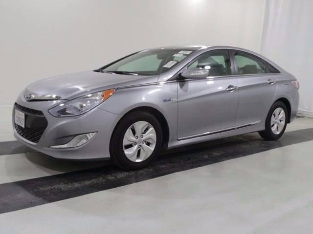 2015 Hyundai Sonata Hybrid for sale at Car Club USA - Hybrid Vehicles in Hollywood FL
