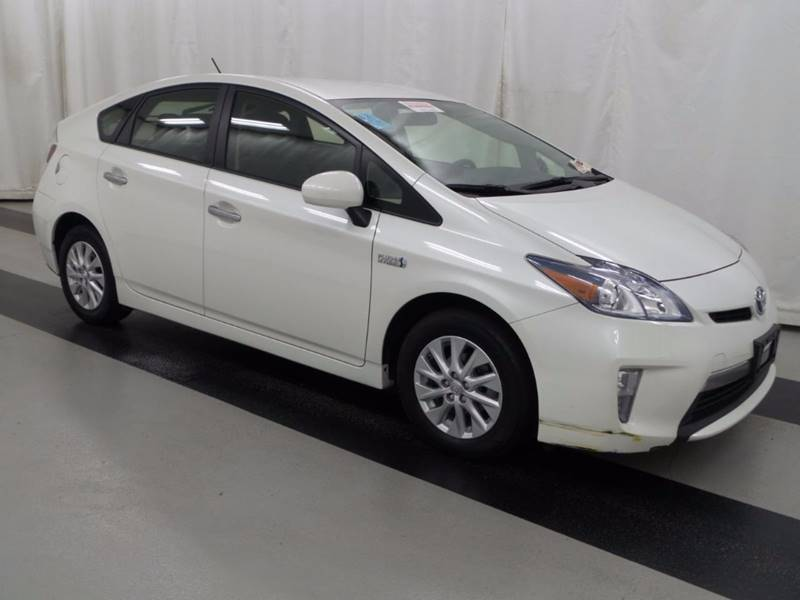 2013 Toyota Prius Plug-in Hybrid for sale at Car Club USA - Hybrid Vehicles in Hollywood FL