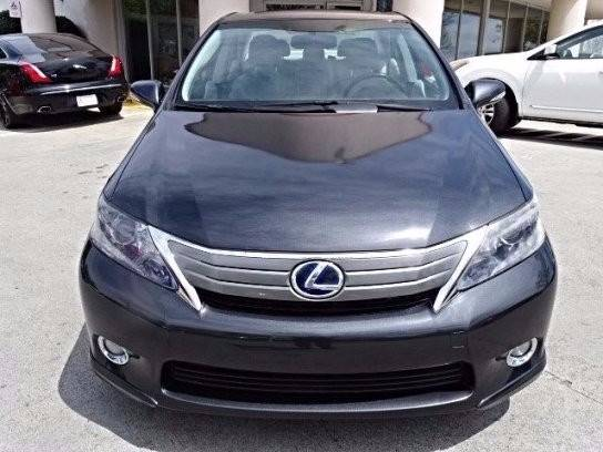 2010 Lexus HS 250h for sale at Car Club USA - Hybrid Vehicles in Hollywood FL