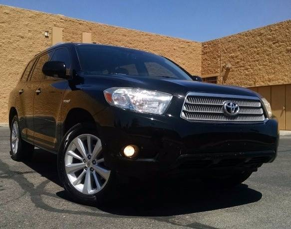2008 Toyota Highlander Hybrid for sale at Car Club USA - Hybrid Vehicles in Hollywood FL
