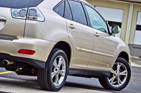 2007 Lexus RX 400h for sale at Car Club USA - Hybrid Vehicles in Hollywood FL