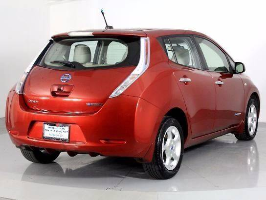 2012 Nissan LEAF for sale at Car Club USA - Hybrid Vehicles in Hollywood FL